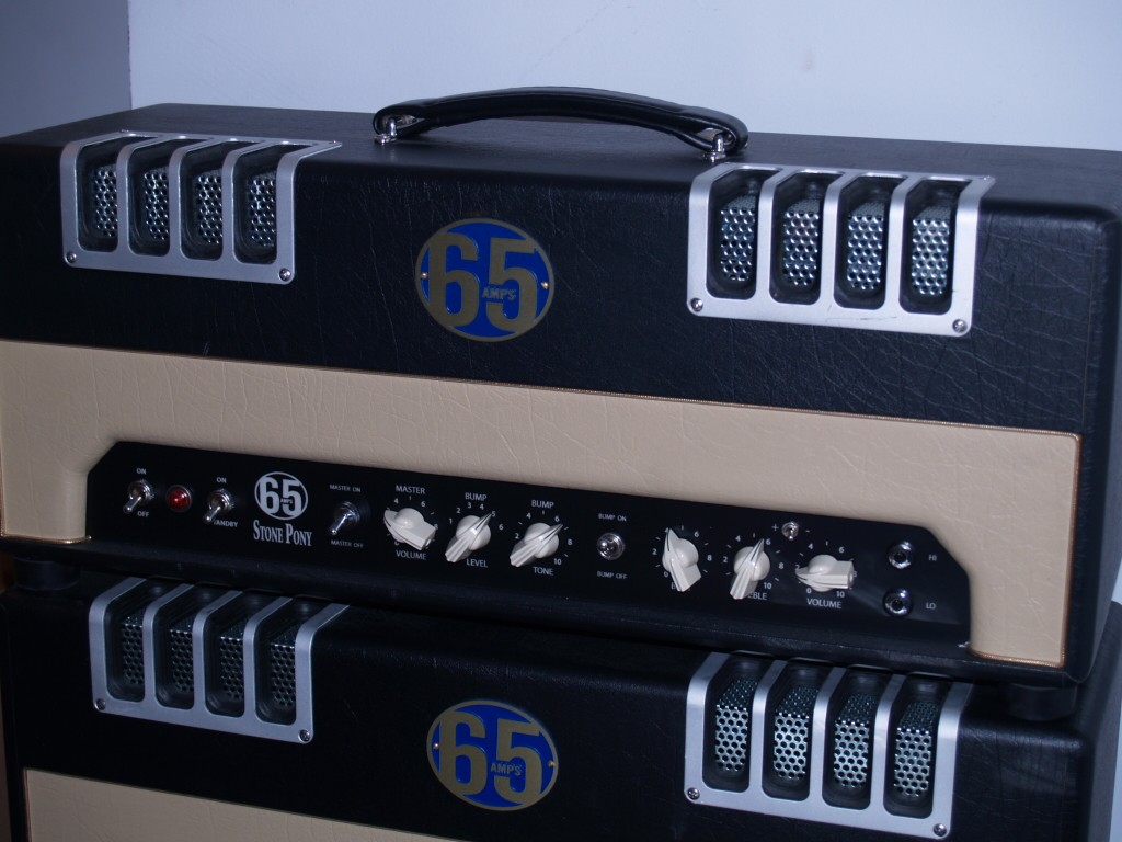65AMPS Stone Pony head w/reverb *********SOLD******