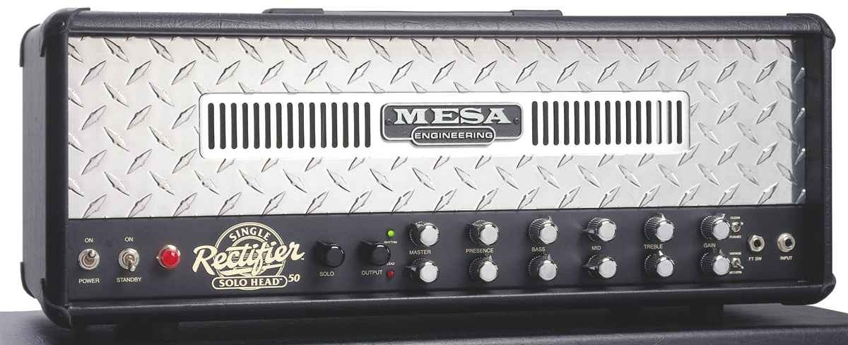 Mesa Boogie Single Rectifier - Tube Kit