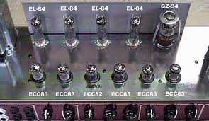 Vox AC30 Tube Layout