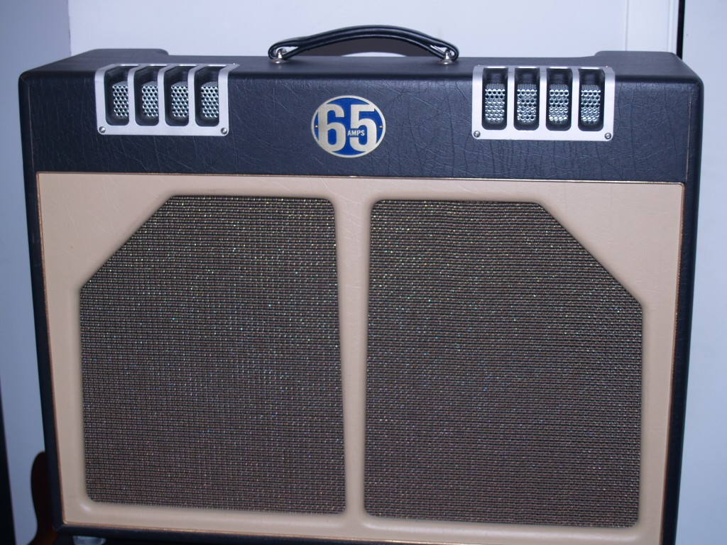 65 Amps London 2x12 Combo