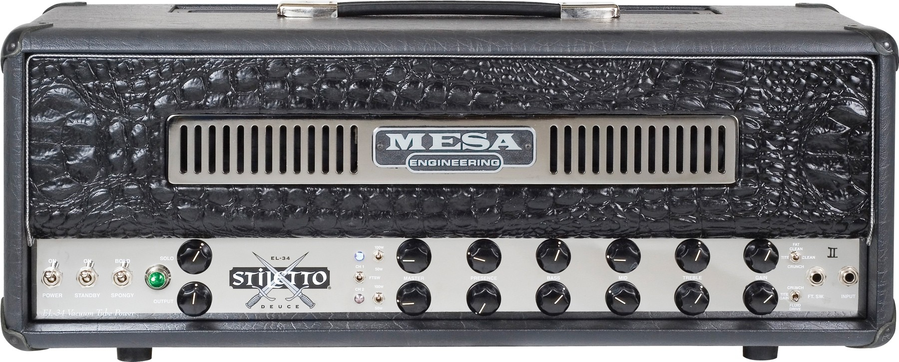 Mesa Stiletto Deuce Stage II - Tube Kit