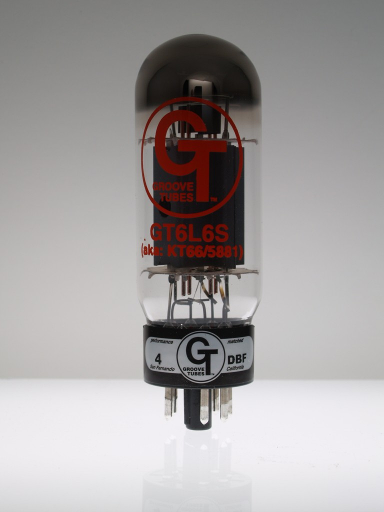 Groove Tubes 6L6 S